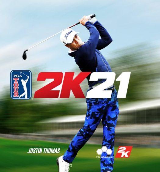 PGA Tour 2K21 recension senses