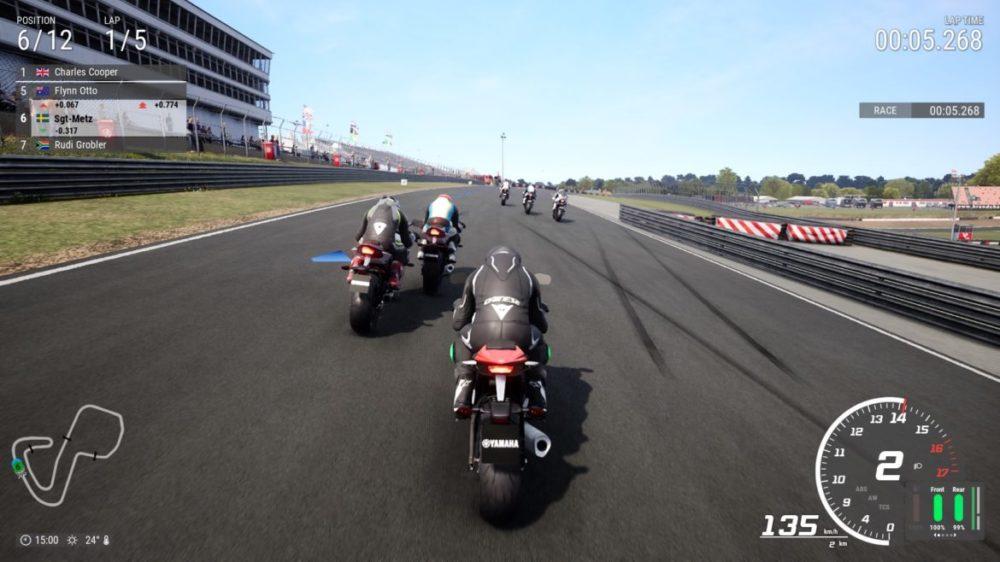 Ride 4 race