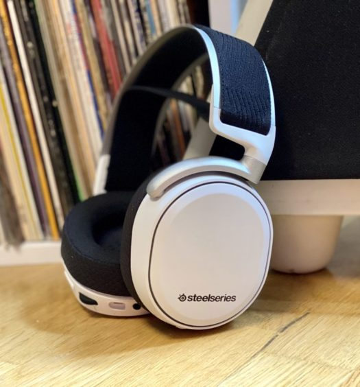 SteelSeries Arctis Pro Wireless recension