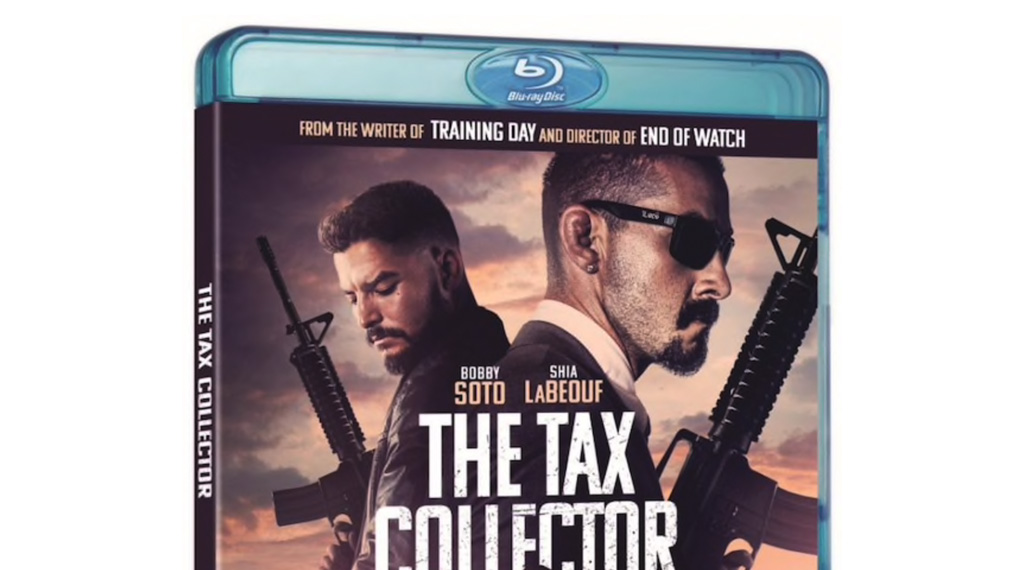 The Tax collector - cover