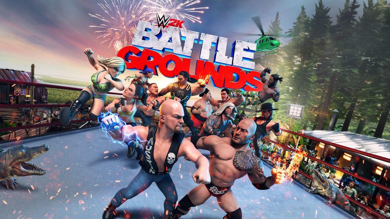 WWE 2K Battlegrounds recension