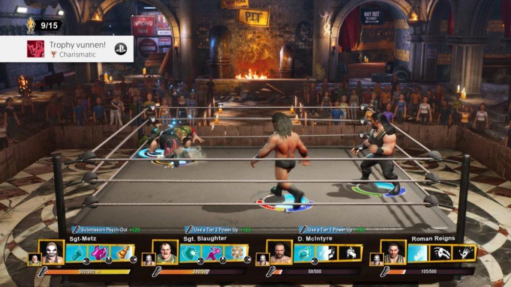 WWE 2K Battlegrounds PS4 base