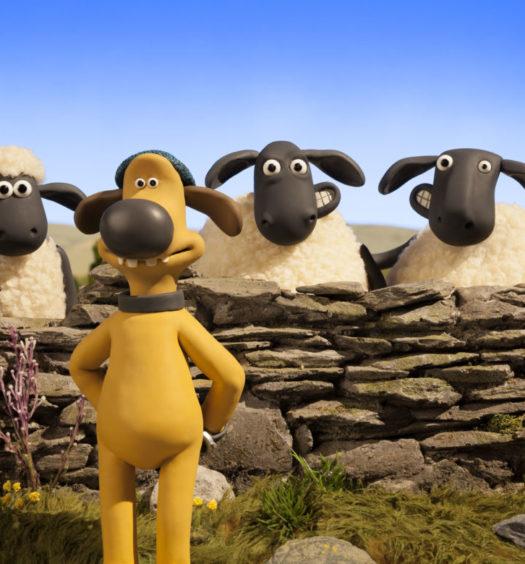 shaun the sheep box dvd säsong 2-5