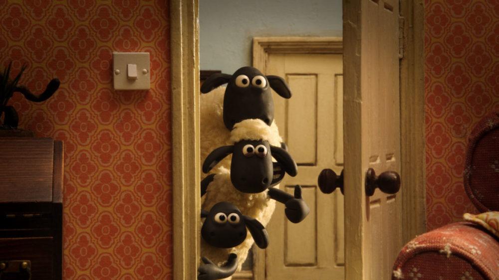 Shaun the Sheep dvd box säsong 2-5 recension senses
