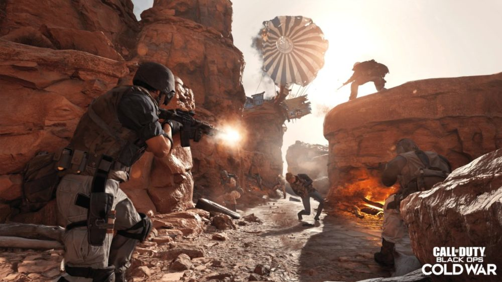 Call of Duty: Black Ops Cold War recension senses