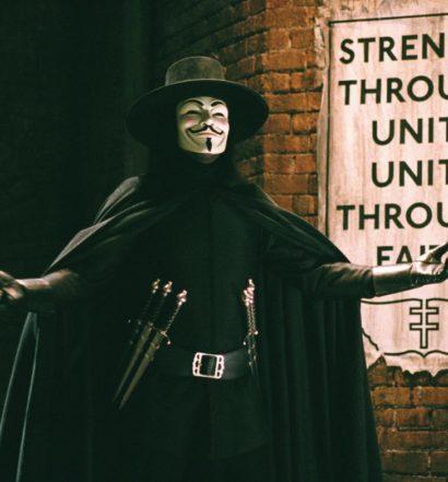 V för Vendetta