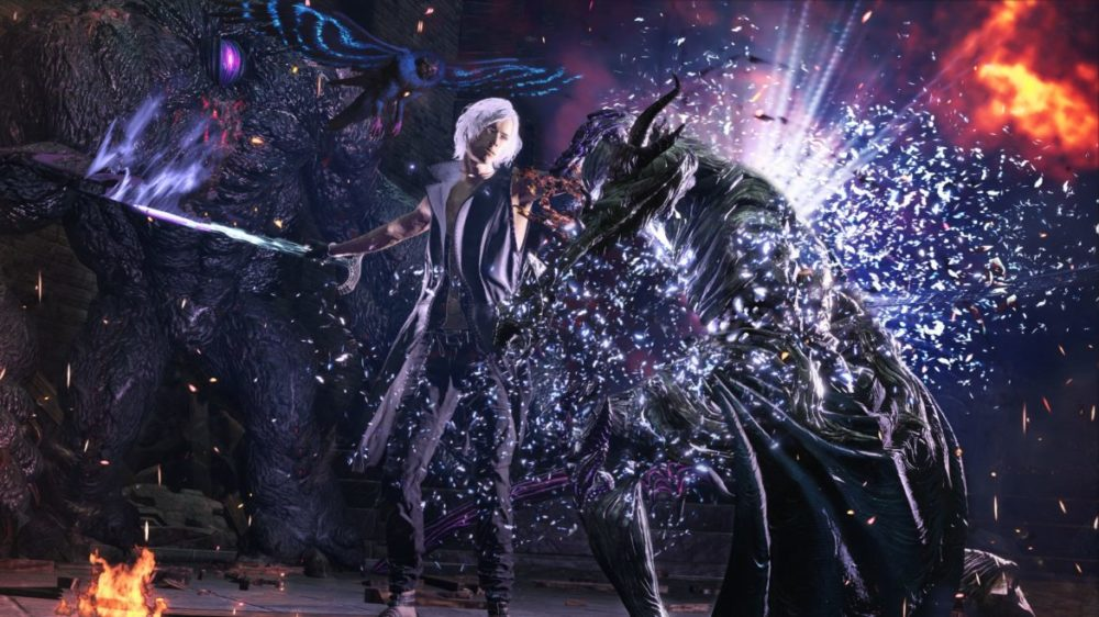 Devil May Cry 5: Special Edition PS5 recension