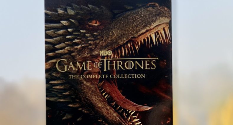 Game of thrones complete collection UHD 4K