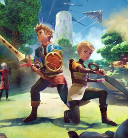 oceanhorn 2 recension senses