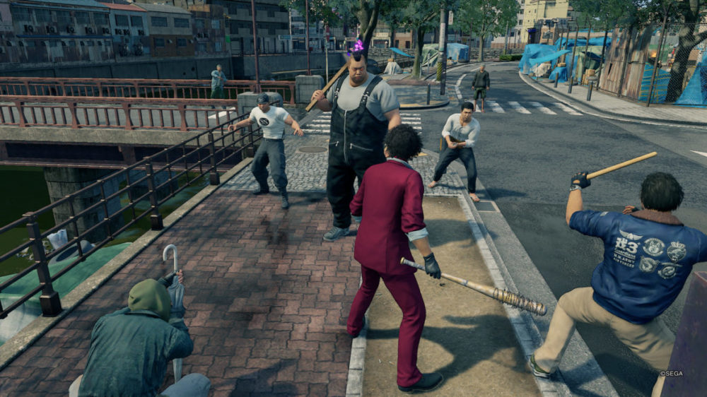 Yakuza: Like a Dragon Xbox Series X