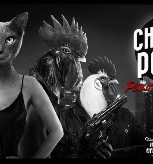 Chicken Police - banner - pressbild Handy Games Copyright 2020