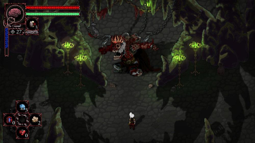 Morbid - Seven Acolytes - Merge Games - Still Running - pressbild copyright 2020