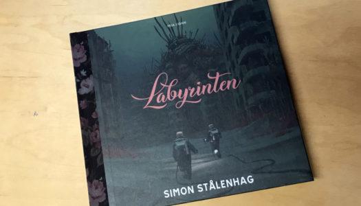 Recension: Labyrinten (Simon Stålenhag)