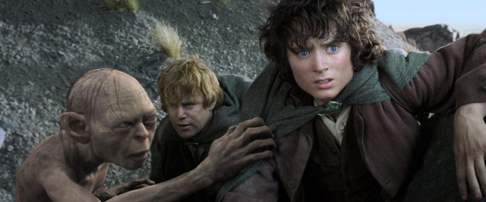 Gollum Frodo Sam