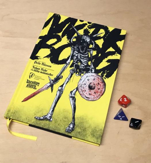 Mörk Borg recension