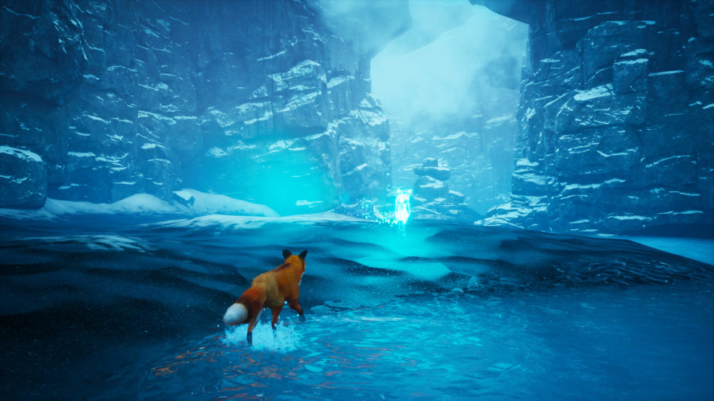 Spirit of the north ps5