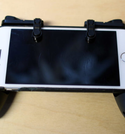 trigger happy mobil handkontroll