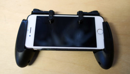 Test: Trigger Happy – gaming-tillbehör för mobiltelefonen.