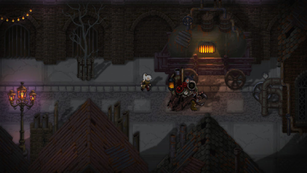 Morbid - Seven Acolytes - Merge Games - Still Running - press image copyright 2020
