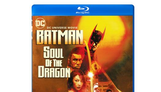 Recension: Batman – Soul of the Dragon (BD)