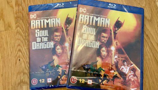Batman – Soul of the Dragon – vinnare