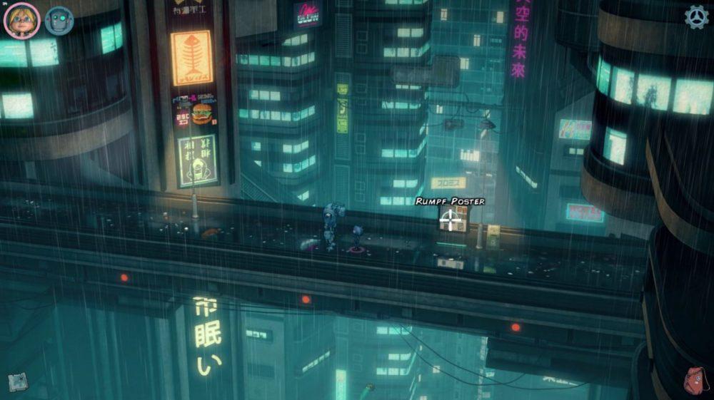 Encodya - Assemble Entertainment - Chaosmonger Studio copyright 2021 - pressbild - Bridge in city