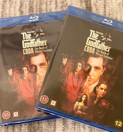 Godfather Coda Death of Michael Corleone tävling senses