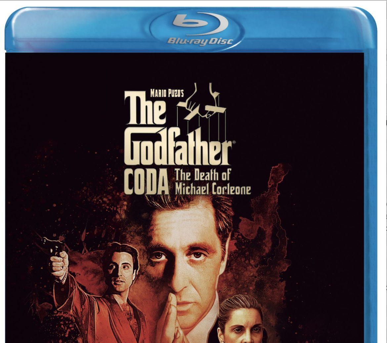 The Godfather Coda: The Death of Michael Corleone recension senses