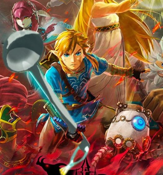 hyrule warriors age of calamity recension senses