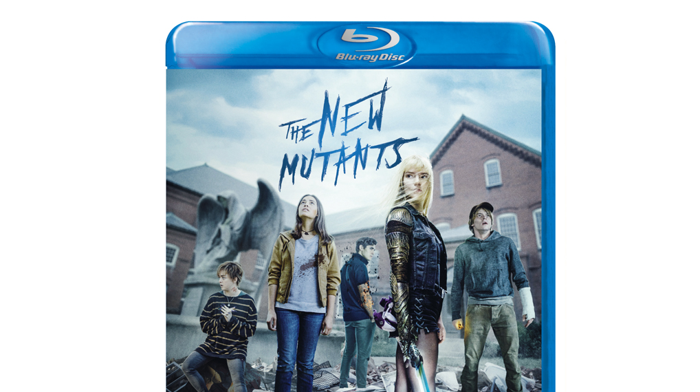the new mutants bd