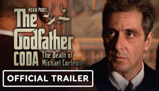 Vinnare av Mario Puzo's The Godfather Coda: The Death of Michael Corleone (BD)