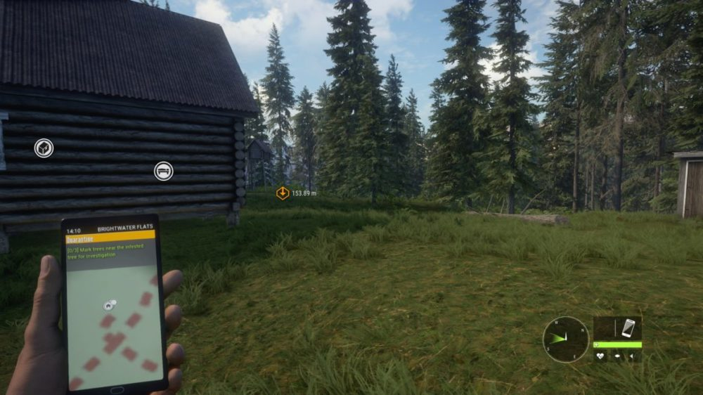 theHunter: Call of the Wild: Foton / Screens från Xbox One-X versionen