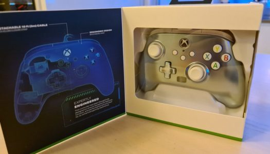 Recension: PowerA Enhanced Wired Controller