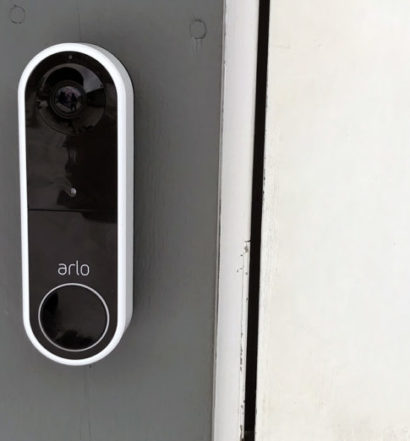 Arlo Doorbell video wire-free