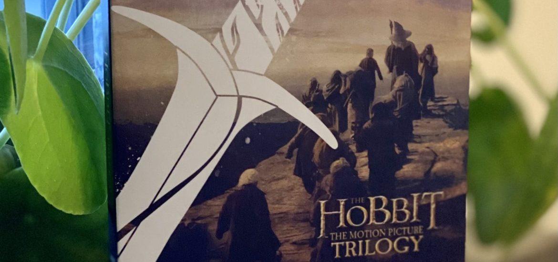 hobbit trilogy 4k uhd box tävling