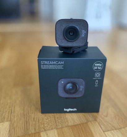 Logitech Streamcam recension
