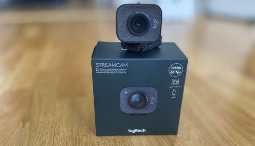Test: Logitech StreamCam (webbkamera)