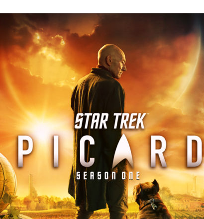 Star Trek: Picard Säsong 1 recension