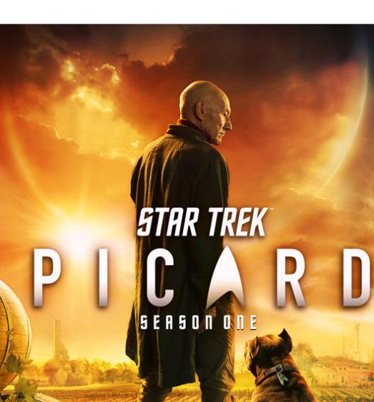 Star Trek: Picard Säsong 1 recension