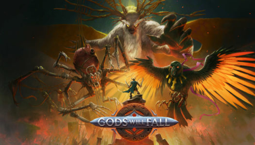 Recension: Gods will fall