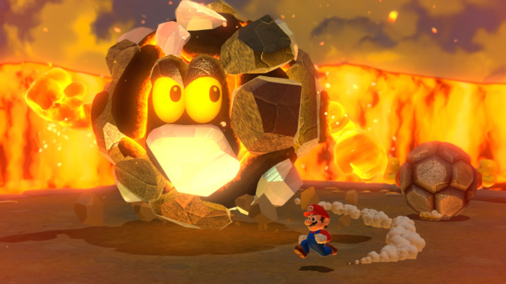 Super Mario 3D World + Bowser's Fury Nintendo Switch senses recension