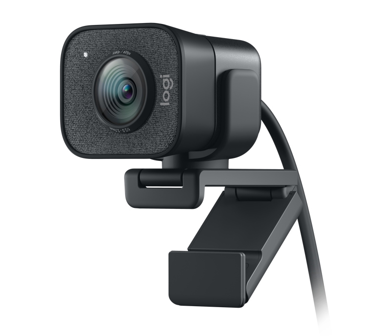 logitech streamcam fäste landscape mode portrait mode