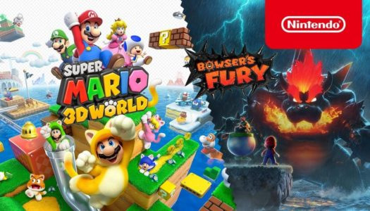 Recension: Super Mario 3D World + Bowser's Fury (Switch)