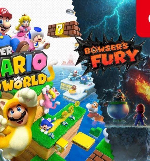 Super Mario 3D World + Bowser's Fury recension senses