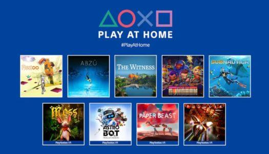 Sony ger bort Horizon Zero Dawn och nio andra spel