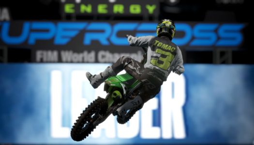 Recension: Monster Energy Supercross 4