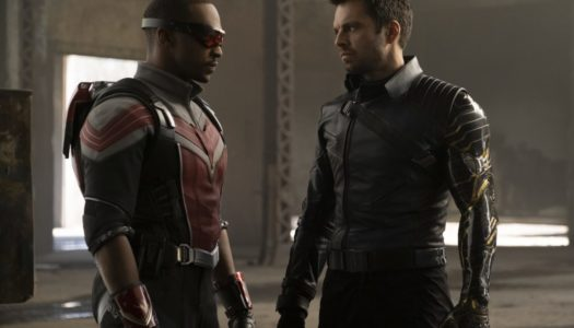 Första intryck: The Falcon and The Winter Soldier (Disney+)