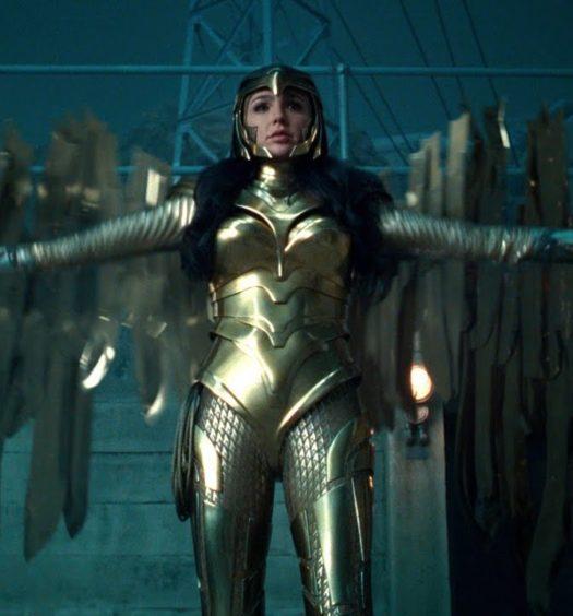 Wonder Woman 1984 recension senses