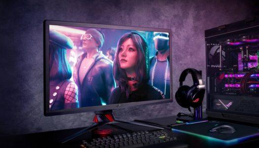 Test: Asus ROG Strix XG27UQ (4K gaming monitor)
