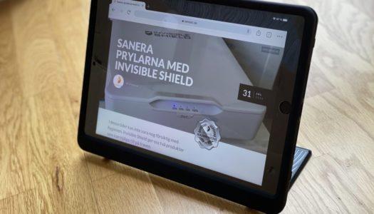 Nya skydd för ögon och enheter från ZAGG